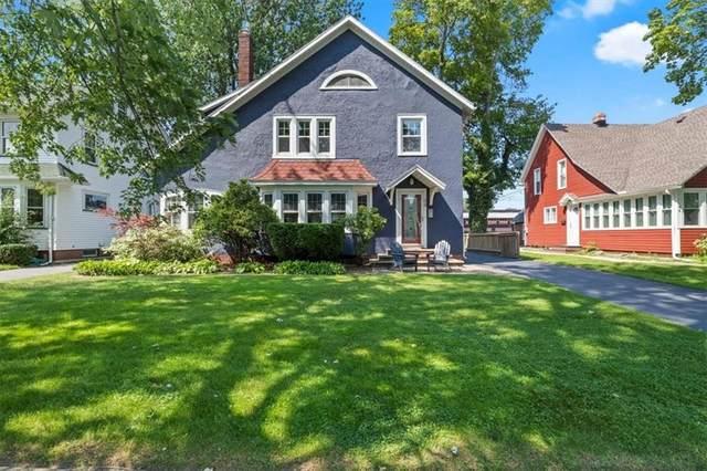 58 Somershire Drive, Irondequoit, NY 14617 (MLS #R1354946) :: Robert PiazzaPalotto Sold Team