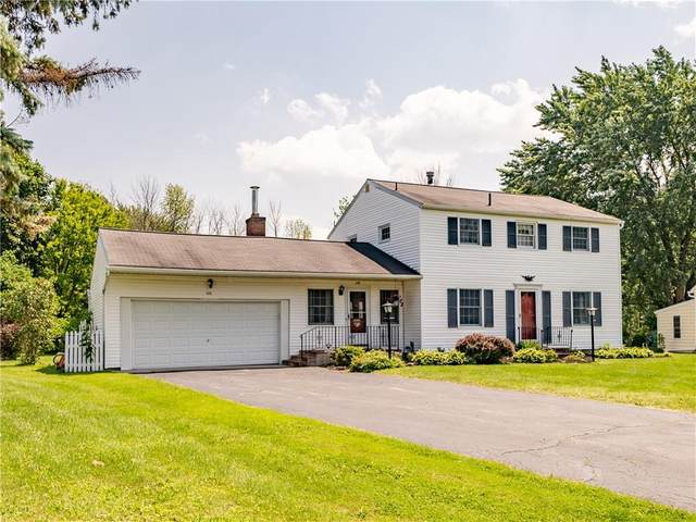 119 Angean Drive, Penfield, NY 14580 (MLS #R1354950) :: Thousand Islands Realty