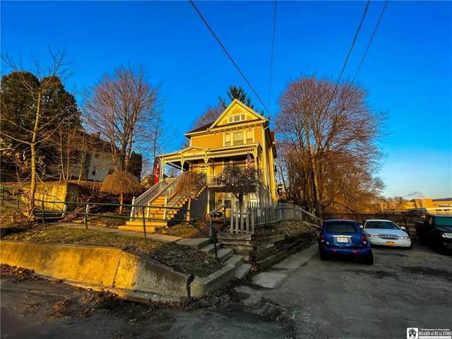321 N 1st Street, Olean-City, NY 14760 (MLS #R1354980) :: BridgeView Real Estate