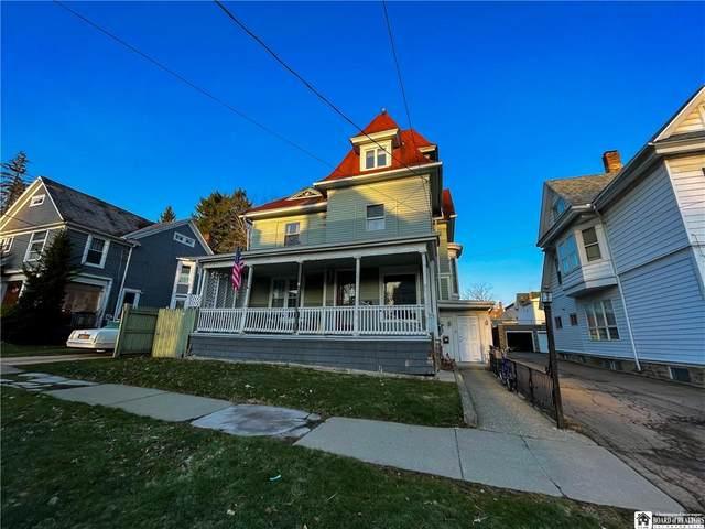111 N Clinton Street, Olean-City, NY 14760 (MLS #R1354982) :: BridgeView Real Estate