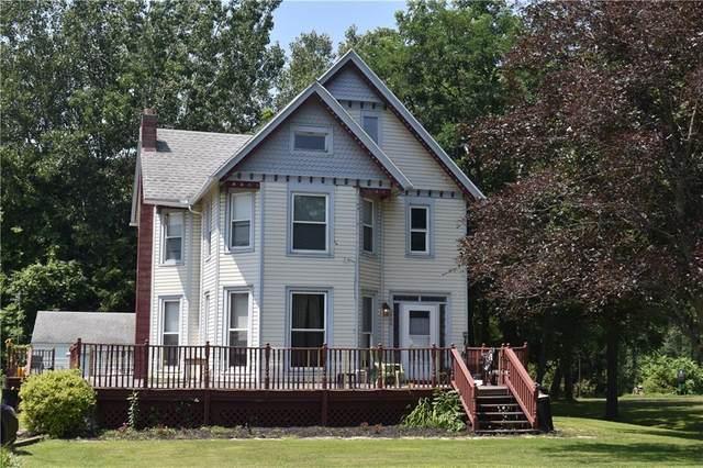 3466 Hulberton Rd Road, Murray, NY 14470 (MLS #R1354987) :: BridgeView Real Estate