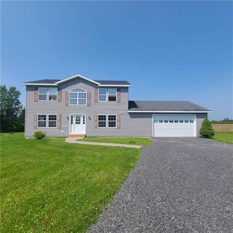 2543 Oak Hill Rd, Moravia, NY 13118 (MLS #R1355032) :: BridgeView Real Estate