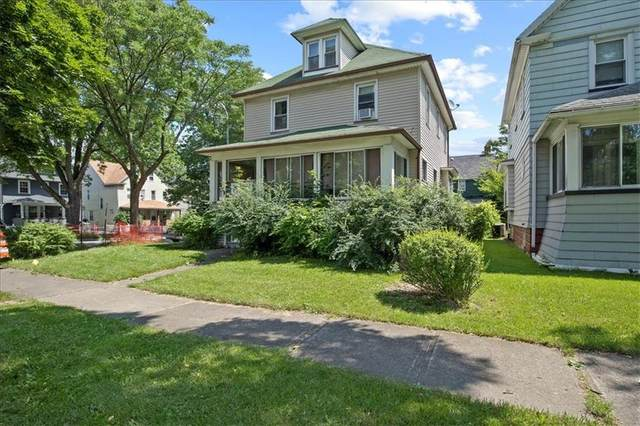 68 Holmes Street, Rochester, NY 14613 (MLS #R1355058) :: Robert PiazzaPalotto Sold Team