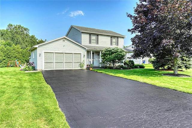 1070 Cottonwood Lane, Webster, NY 14580 (MLS #R1355066) :: Robert PiazzaPalotto Sold Team