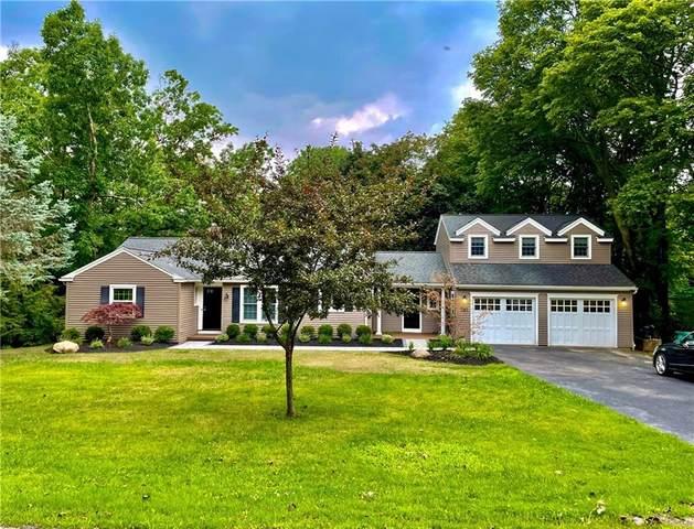 140 Clover Hills Drive, Brighton, NY 14618 (MLS #R1355101) :: BridgeView Real Estate Services