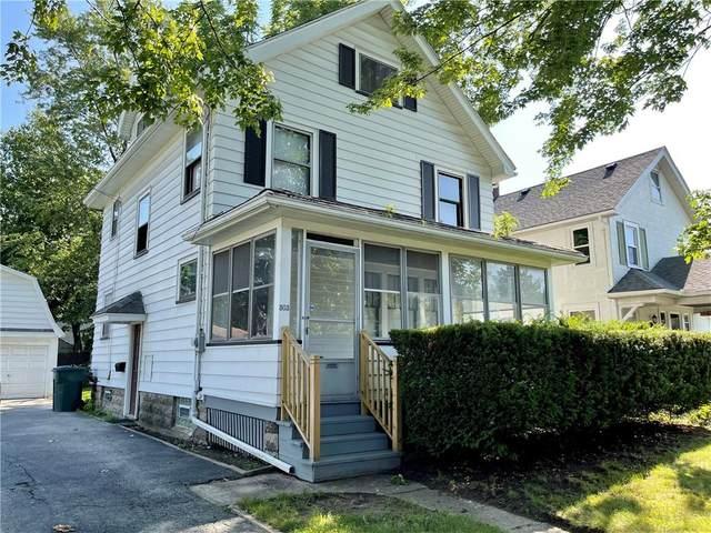 303 Wheatland Street, Rochester, NY 14615 (MLS #R1355119) :: Robert PiazzaPalotto Sold Team