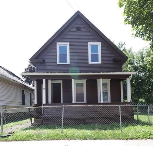 43 Lorenzo Street, Rochester, NY 14611 (MLS #R1355153) :: Robert PiazzaPalotto Sold Team