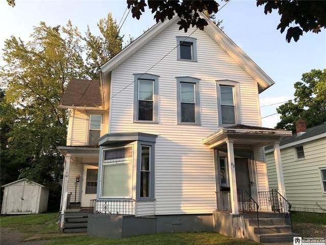 82 Eagle Street, Pomfret, NY 14063 (MLS #R1355208) :: 716 Realty Group