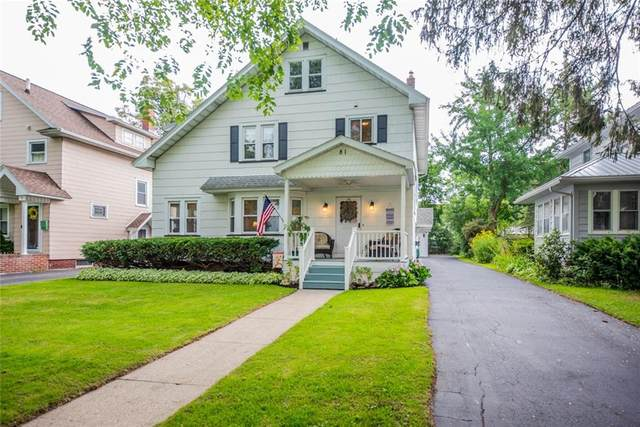 81 Quentin Rd, Rochester, NY 14609 (MLS #R1355214) :: BridgeView Real Estate Services