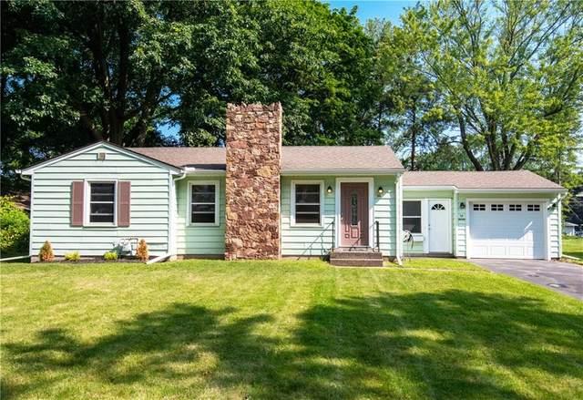 36 Meadowdale Drive, Gates, NY 14624 (MLS #R1355244) :: TLC Real Estate LLC