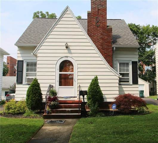 106 Raleigh Street, Rochester, NY 14620 (MLS #R1355254) :: Robert PiazzaPalotto Sold Team