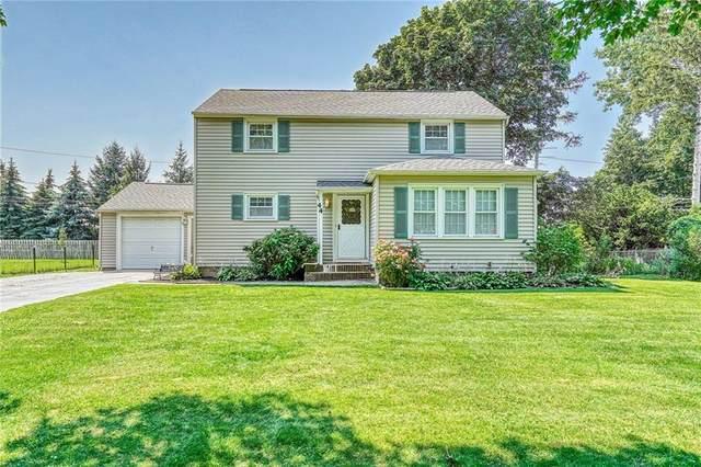 44 Apollo Drive, Greece, NY 14626 (MLS #R1355353) :: BridgeView Real Estate Services