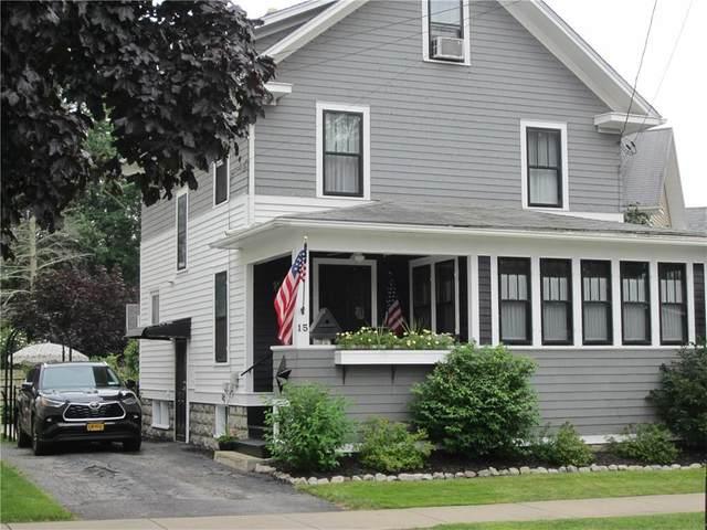15 Pearl Street, Batavia-City, NY 14020 (MLS #R1355390) :: Thousand Islands Realty