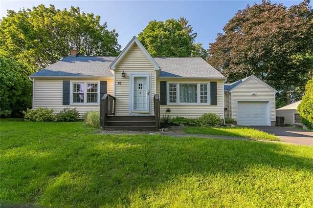76 Longcroft Rd, Irondequoit, NY 14609 (MLS #R1355401) :: Robert PiazzaPalotto Sold Team