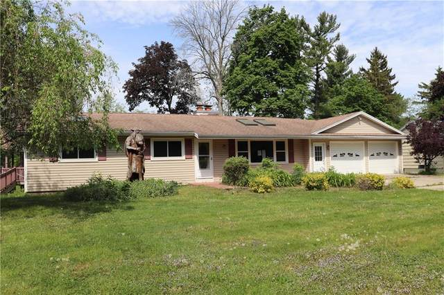 8 Lynnwood Drive, Clarkson, NY 14420 (MLS #R1355421) :: Robert PiazzaPalotto Sold Team