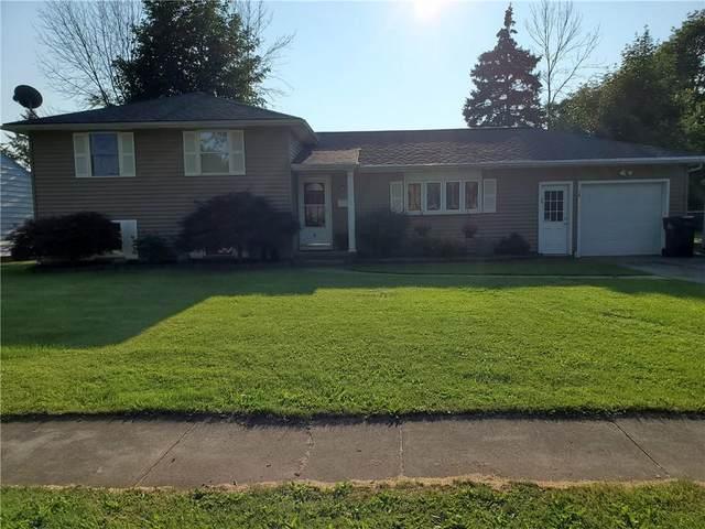 16 Sprucewood Lane, Gates, NY 14624 (MLS #R1355463) :: TLC Real Estate LLC