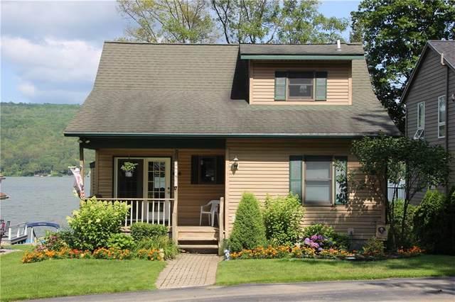 6065 Bartholomew Drive, Canadice, NY 14471 (MLS #R1355560) :: Robert PiazzaPalotto Sold Team
