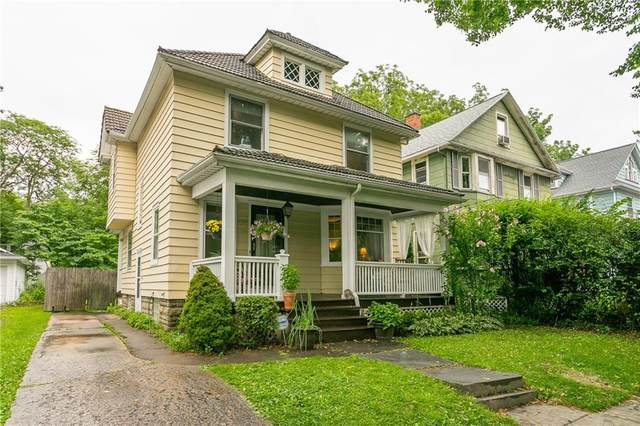 408 Linden Street, Rochester, NY 14620 (MLS #R1355561) :: MyTown Realty