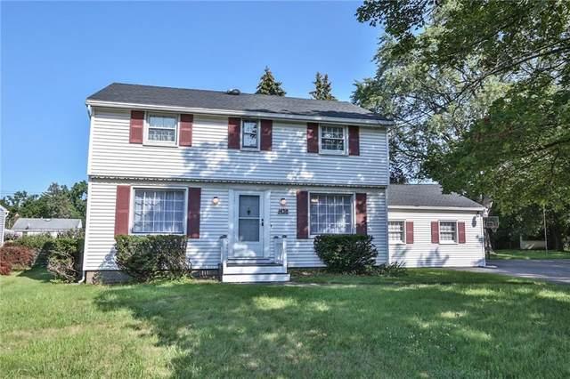 1438 N Winton Road, Irondequoit, NY 14609 (MLS #R1355622) :: Robert PiazzaPalotto Sold Team