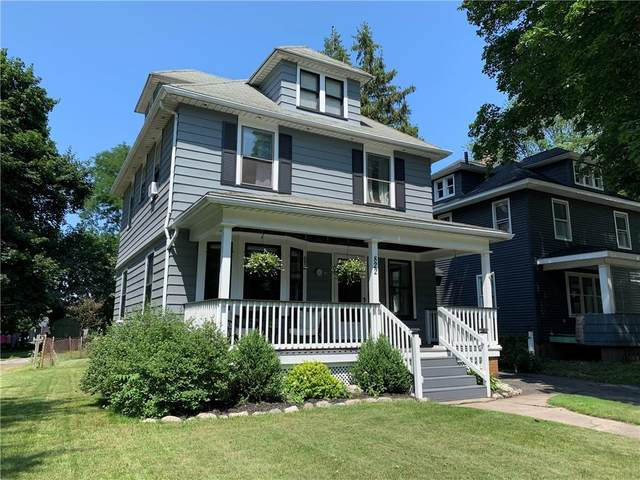 822 Blossom Road, Rochester, NY 14610 (MLS #R1355627) :: BridgeView Real Estate Services