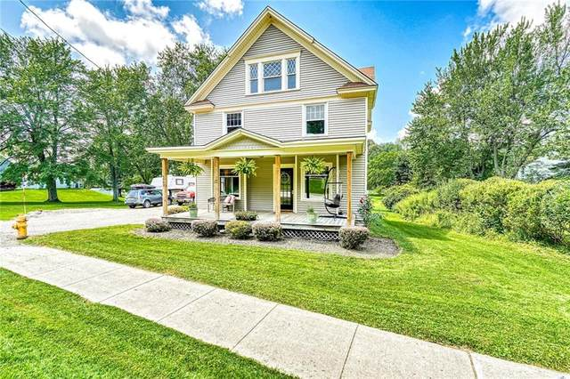 6063 State Route 21 Avenue, Williamson, NY 14589 (MLS #R1355658) :: Robert PiazzaPalotto Sold Team