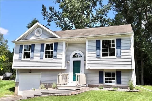 3282 Creekside Circle, Walworth, NY 14568 (MLS #R1355677) :: Robert PiazzaPalotto Sold Team
