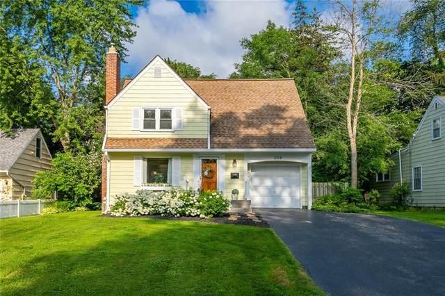 208 Village Lane, Brighton, NY 14610 (MLS #R1355678) :: BridgeView Real Estate