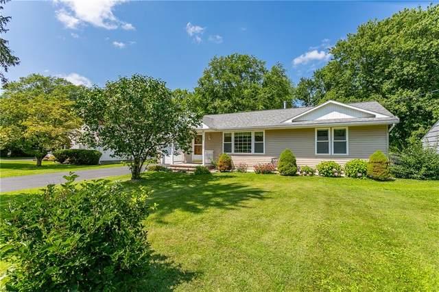 488 Hinchey Rd, Gates, NY 14624 (MLS #R1355784) :: TLC Real Estate LLC