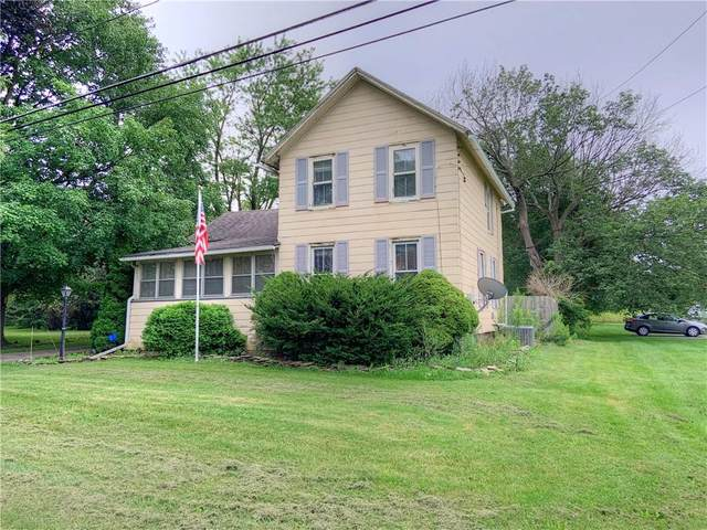 3743 State Route 96, Manchester, NY 14548 (MLS #R1356019) :: BridgeView Real Estate