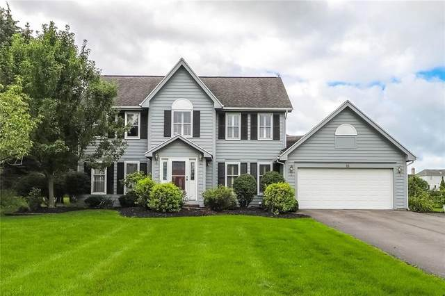 16 Hunters Drive N, Penfield, NY 14450 (MLS #R1356060) :: MyTown Realty