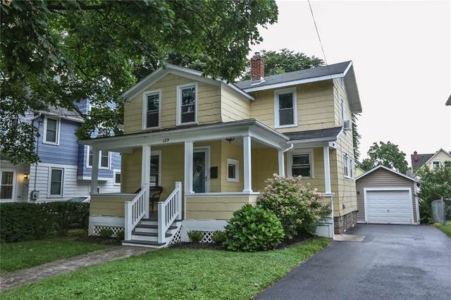 129 W Hickory Street, East Rochester, NY 14445 (MLS #R1356107) :: MyTown Realty
