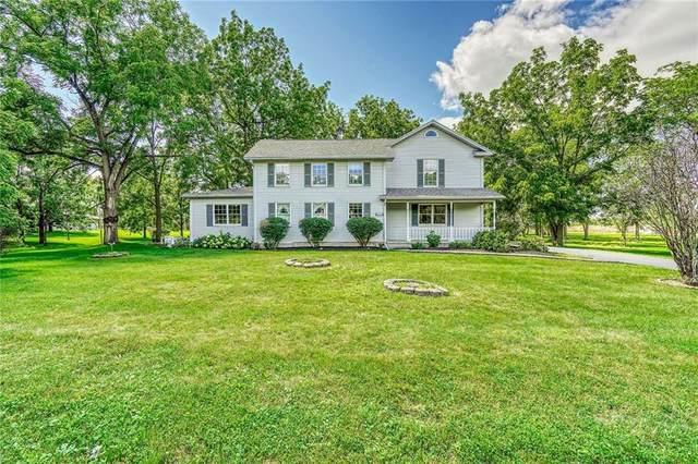169 Phillips Road, Webster, NY 14580 (MLS #R1356226) :: TLC Real Estate LLC
