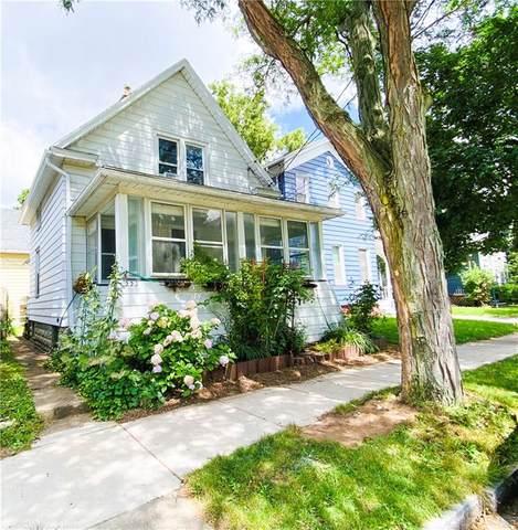 222 Sanford Street, Rochester, NY 14620 (MLS #R1356279) :: TLC Real Estate LLC