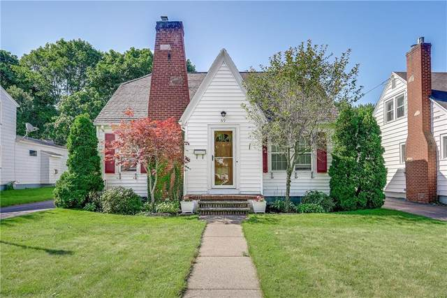 69 Winstead Road, Rochester, NY 14609 (MLS #R1356521) :: Thousand Islands Realty