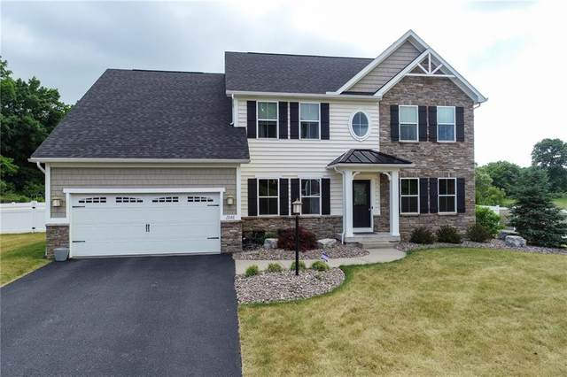 1040 Warters Cove, Victor, NY 14564 (MLS #R1356946) :: TLC Real Estate LLC