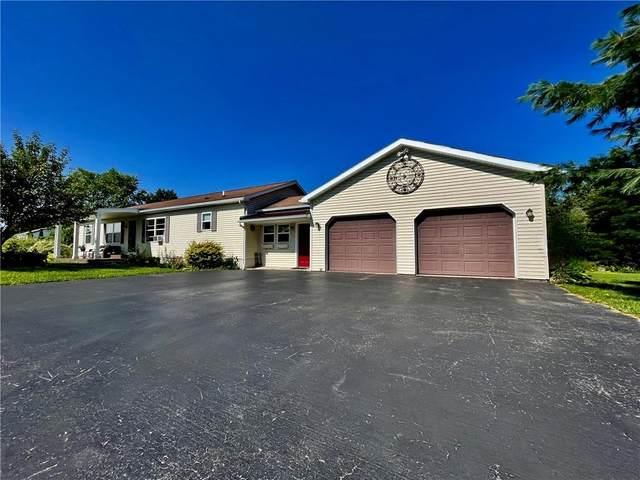 3101 Cambier Road, Palmyra, NY 14505 (MLS #R1356969) :: TLC Real Estate LLC
