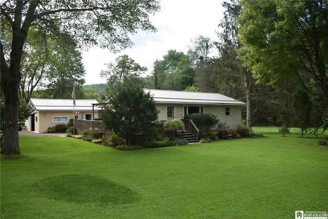 868 Burch Drive, South Valley, NY 14738 (MLS #R1357593) :: Serota Real Estate LLC