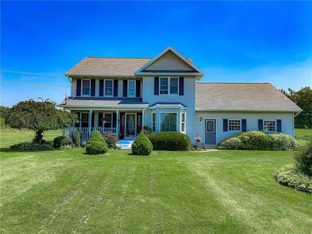 10357 Pavilion Center Road, Pavilion, NY 14525 (MLS #R1357726) :: BridgeView Real Estate