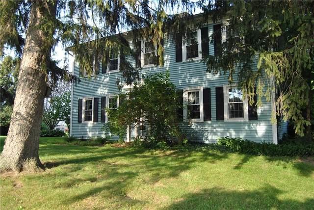 4439 Federal Road, Livonia, NY 14487 (MLS #R1357932) :: BridgeView Real Estate