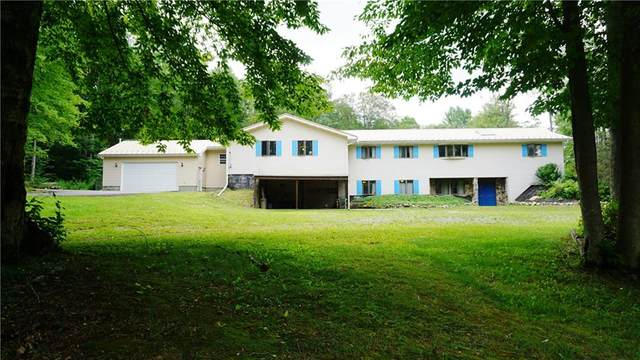 99 Chapel Fork Road, Lafayette-Town, PA 16738 (MLS #R1358260) :: BridgeView Real Estate