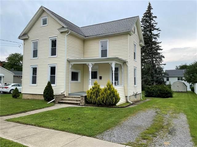 9 Van Campen St, North Dansville, NY 14437 (MLS #R1358320) :: BridgeView Real Estate