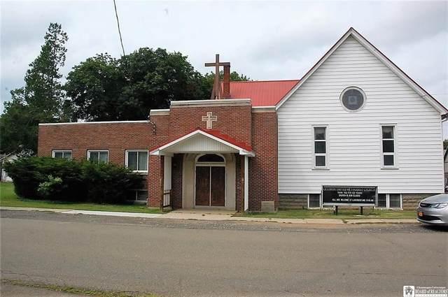 28 E Livingston Avenue, Ellicott, NY 14720 (MLS #R1358422) :: TLC Real Estate LLC