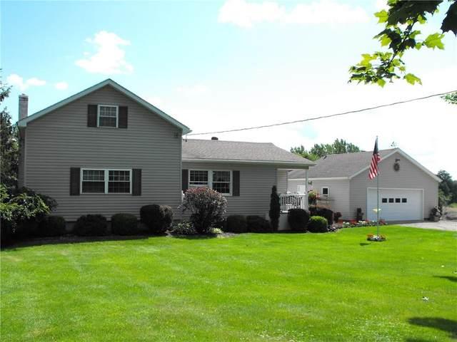 3169 Suckerbrook Road, Perry, NY 14530 (MLS #R1358705) :: BridgeView Real Estate