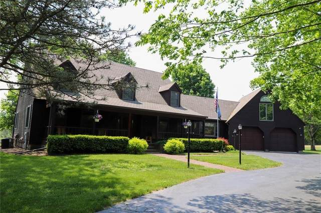 6767 Nelson Road, Lincoln, NY 13032 (MLS #R1358730) :: BridgeView Real Estate
