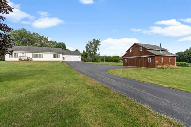 8945 Old State Route 31 Road, Galen, NY 14489 (MLS #R1358942) :: BridgeView Real Estate