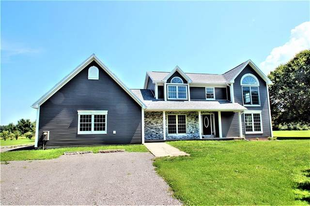 2173 Peter Smith Road, Kendall, NY 14477 (MLS #R1359471) :: BridgeView Real Estate