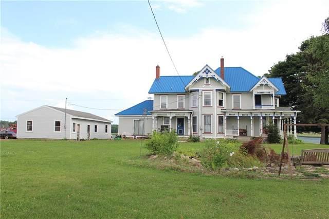 2298 Lake To Lake Road, Seneca, NY 14561 (MLS #R1359779) :: Serota Real Estate LLC
