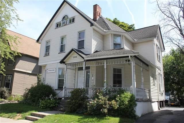 220 Oxford Street, Rochester, NY 14607 (MLS #R1360053) :: Serota Real Estate LLC