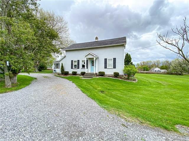 455 Crossman Rd, Covington, NY 14591 (MLS #R1360352) :: BridgeView Real Estate