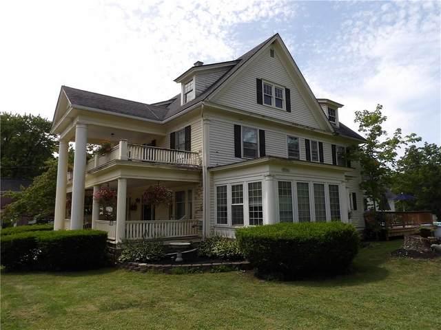 10727 Wolcott Road, Rose, NY 14542 (MLS #R1360399) :: BridgeView Real Estate